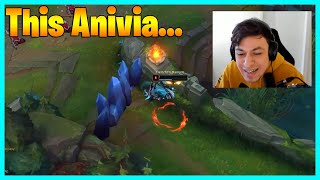 Watch This Anivia Makes Everyone Look Foolish...LoL Daily Moments Ep 1371