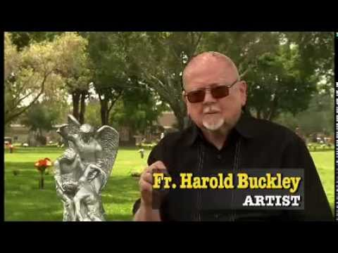 Fr. Harold Buckley, a retired priest in the Diocese of Palm Beach tells how he conceived and sculpted the main focus of our Priest Memorial - an impressive sculpture of Christ's descent from the Cross.