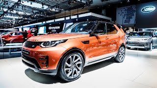 Vidéo Salon de l'Auto Bruxelles 2017 SUV