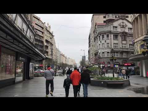 BELGRADE, SERBIA // TRAVEL VLOG