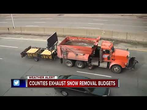 Oakland County road crews prepare for more winter weather, tight budget