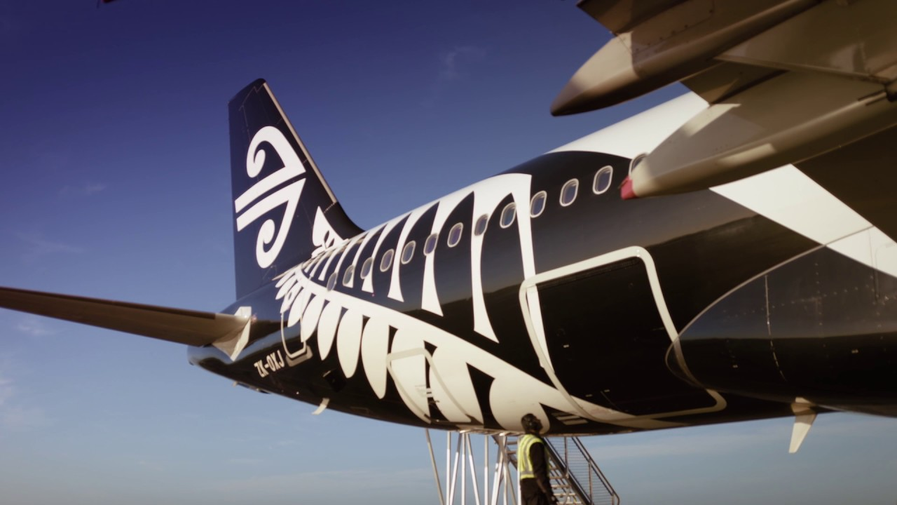 Join Air New Zealand - Airport Operations - James