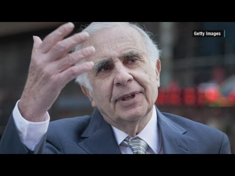 Carl Icahn in 82 Seconds