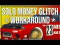 NEW EASIER SOLO MONEY GLITCH WORKAROUND (XB1/PS4) UNLIMITED MONEY GLITCH GTA 5 ONLINE 1.45