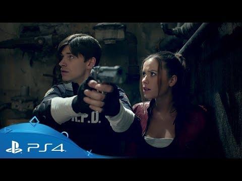 Resident Evil 2 | Live Action trailer | PS4