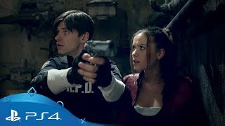 Resident Evil 2 | Live Action trailer | PS4