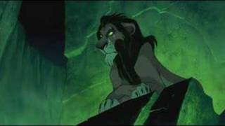 The Lion King - Scar and hyenas (Finnish)