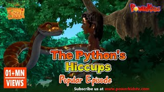 Jungle book Season 2 Episode 21  The Python's Hiccups