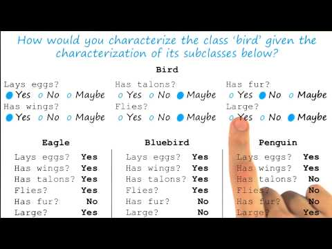 Exercise: Concept Hierarchies Quiz Solution - Georgia Tech - KBAI: Part 2