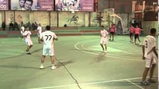 تتويج فريق نجوم غزة بلقب بطولة الجريح يحيى حميد لكرة اليد
