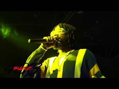 BUZZ403 - Live with Gyptian 2018 at Music Night Club Calgary