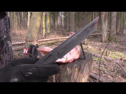 Отличие холодного оружия от ножей хозяйственно бытового назначения