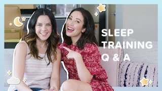 Sleep Training Questions: Natalie Willes Answers Everything! | Susan Yara