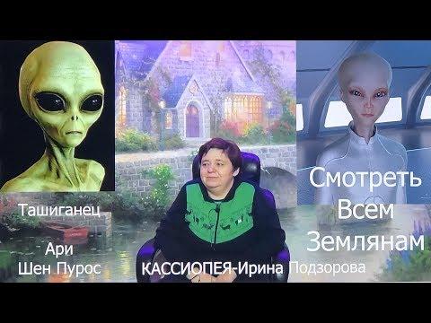 Сенсация. Диалог с Серым - представителем планеты Ташиг из созвездия Северная Корона
