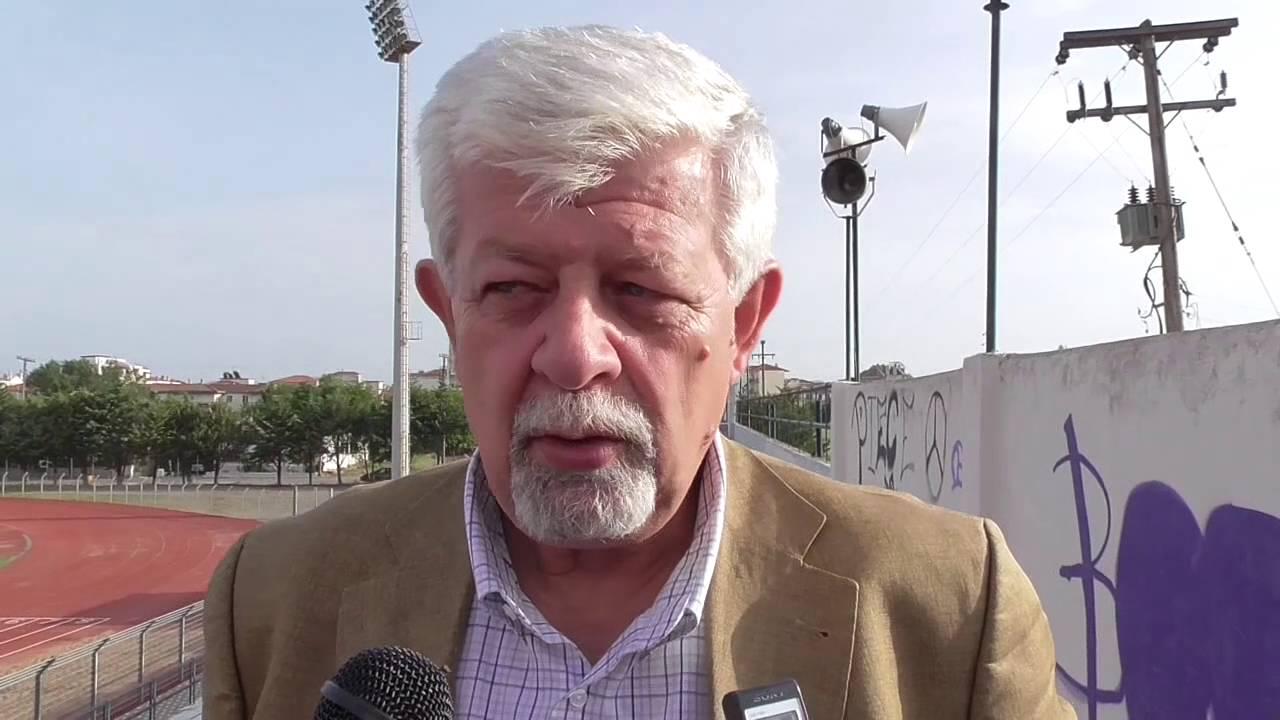 Ο Δήμαρχος Τρίπολης κ  Παυλής στο Φεστιβάλ Ρίψεων στην Τρίπολη