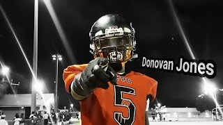 13u PPO Bengals vs Davie Broncos - football highlights