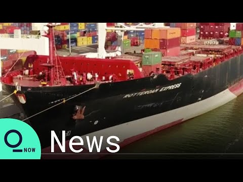 Cargo Ship Near Pipeline Probed in California Oil Spill