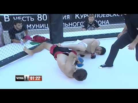 WFCA «Грозная битва 10» Ибрагим Шахаев VS Ильяс Баташев