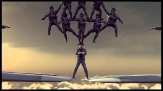 Chuck Norris - parody Van Damme Volvo commercial