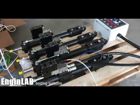Hydraulic Cylinder For Fatigue Test 15 KN
