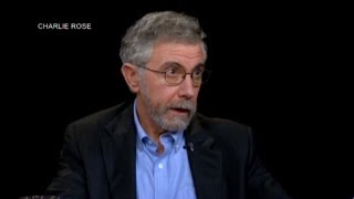 Paul Krugman: Europe and China are Seriously Scary