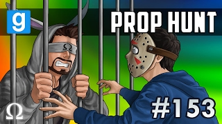 FRIED WATERMELON, JAILHOUSE LOVERS! | Prop Hunt #153 Funny Moments Ft. Vanoss, Delirious, Bryce
