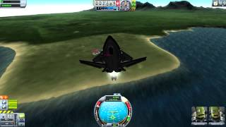 The Stearwing D45M & X-29 Grumman - KSP 0.25