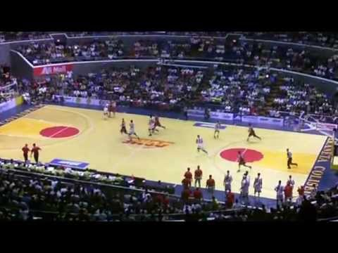 First Time To Watch PBA Live