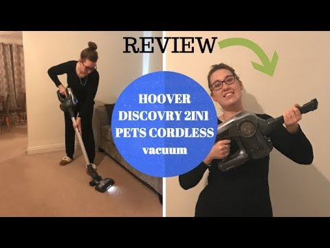 HOOVER PETS DISCOVERY 2in1 CORDLESS VACCUM REVIEW