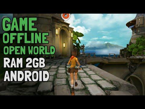 BEST 10 Game Offline OpenWorld Untuk RAM 2GB Terbaik Di Android (HighGrafis)