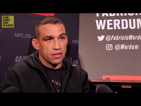 Fabricio Werdum on Colby Covington Incident: Why Doesn't The New Generation Have Respect?