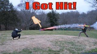 Nerf Tri-Strike Blaster (Homemade Nerf Gun)