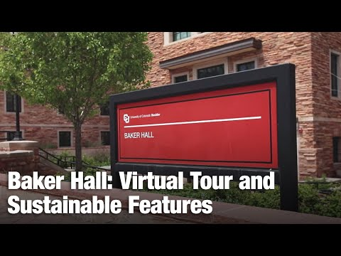 Baker Hall Virtual Tour And Sustainable Features