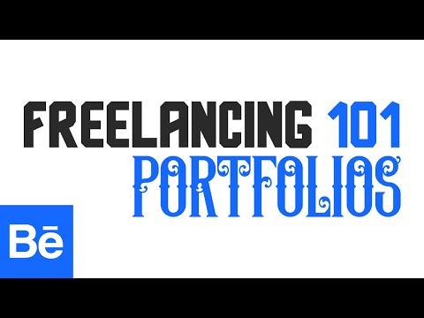Freelancing 101 - Portfolios