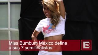 Miss Bumbum México Define A Sus 7 Semifinalistas