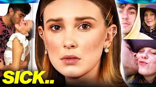 Millie Bobby Brown SPEAKS OUT About Disgusting Ex-BF?!
