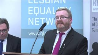 The launch of two authoritative publications on Civil Partnership by Chief Justice (Part 1 of 4)