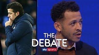 Have Everton lost their way?   Liam Rosenior & Tim Sherwood   The Debate