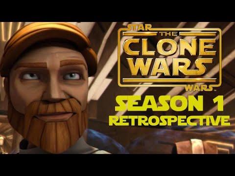 Download Star Wars The Clone Wars -  Season 1 Retrospective