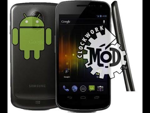 How to Install ClockworkMod Recovery on Galaxy Nexus [GSM/Verizon/Sprint] [Windows]
