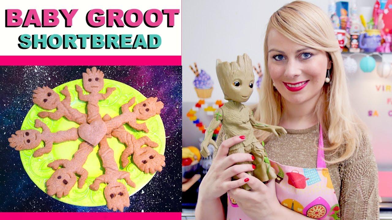 Baby groot shortbread virginie fait sa cuisine 78 youtube - Virgine fait sa cuisine ...