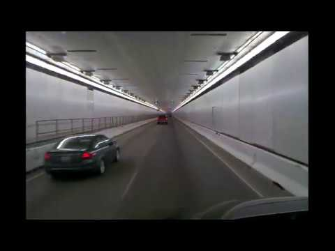 BigRigTravels Classics-I-70 East Eisenhower Tunnel & Georgetown, Colorado-June 14, 2011