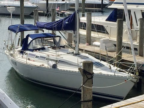 SOLD! - 1986 Beneteau First 375 Available in Mystic, CT