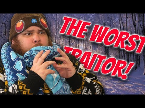 THE WORST TRAITOR | Project Winter w/ Diction & Friends