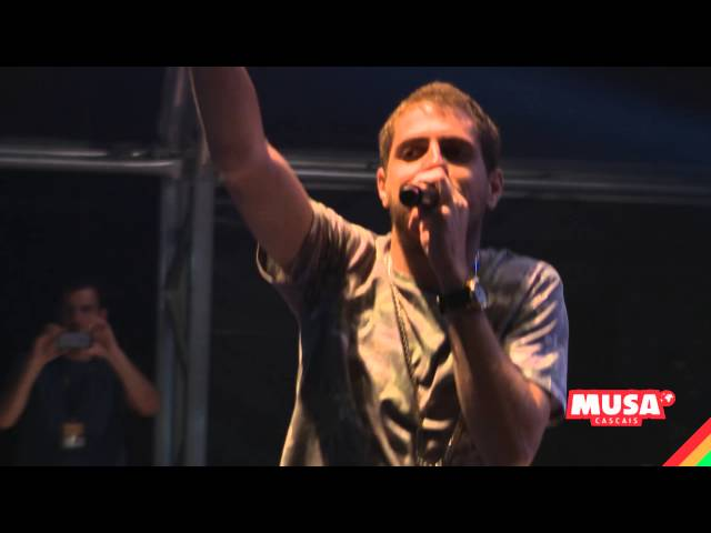Mellow Mood feat Richie Campbell - Inna Jamaica Live FESTIVAL MUSA