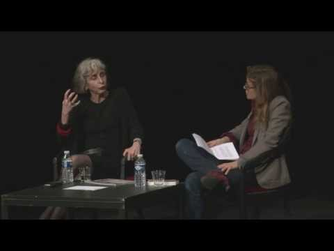 Deborah Eisenberg in Conversation: Short-Form Fiction