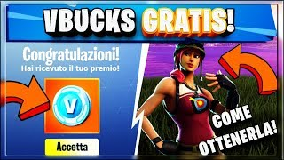 "How to Get ""VBUCKS FREE"" on Fortnite! ""SCOSS"" New Skin FOR FREE!"