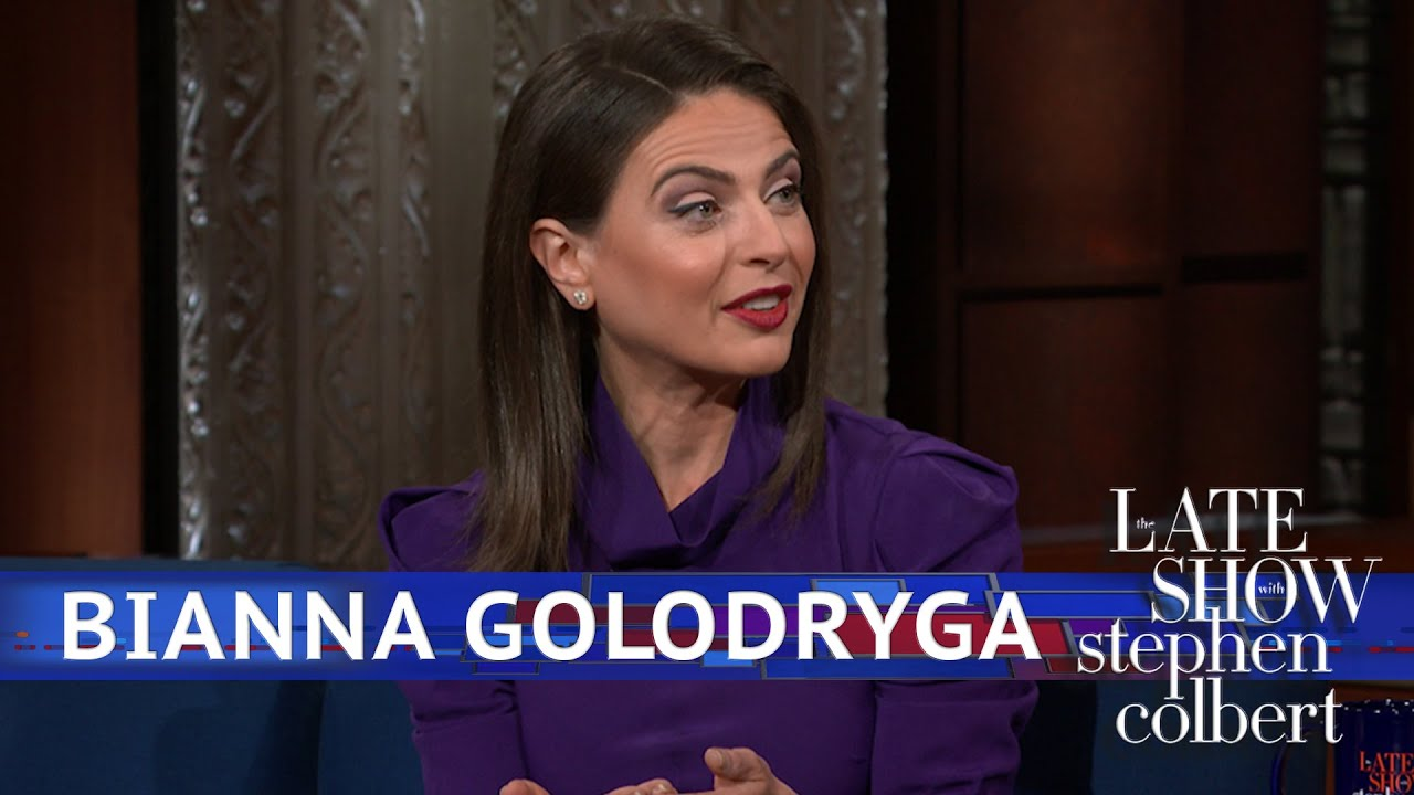 Bianna Golodryga's Russian Roots Inform Her Journalism