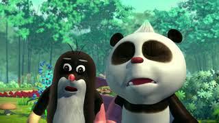 Krtek A Panda Epizoda 12 Lesní Olympiáda