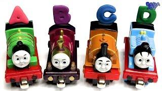 Thomas y sus amigos abecedario en español - alfabeto ABC - las letras|Thomas -  Aventura